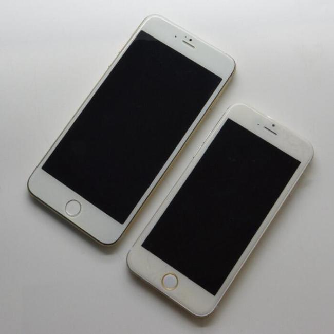 Apple's iPhone 6 mockups leaked on Twitter (Sonny Dickson)