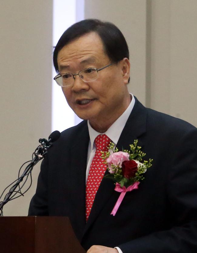 Korea Exchange chairman Choi Kyung-soo. (Yonhap)