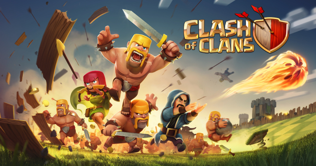 "Supercell's ""Clash of Clans"""