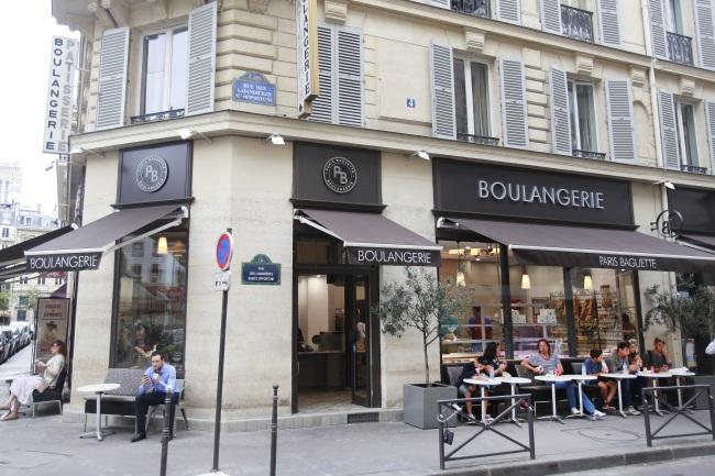 Paris Baguette Chatelet in Paris (SPC)
