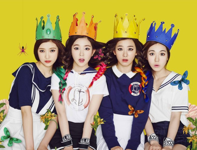 Red Velvet. (SM Entertainment)