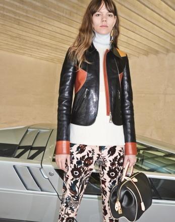 The Louis Vuitton Series 1 fashion campaign, shot by Juergen Teller (Louis Vuitton)