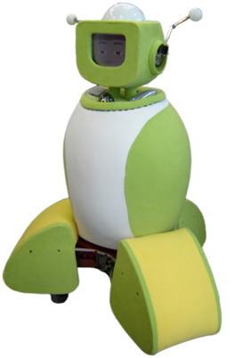 KAIST Motion Expressive Robot (Kamero)