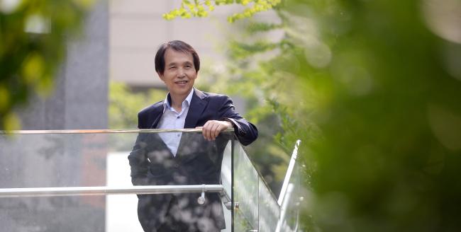 Lee Kwang-hyung (Ahn Hoon/The Korea Herald)