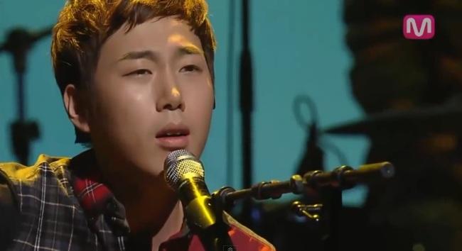 Screen capture of Jang Beom-june. (CJ E&M)