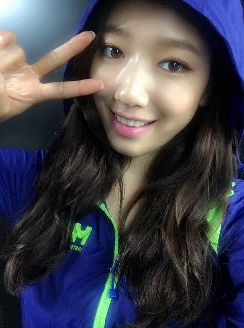 (Park Shin-hye Twitter)