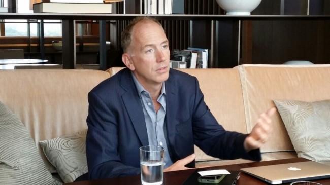 FutureLearn CEO Simon Nelson. (The British Council in Korea)