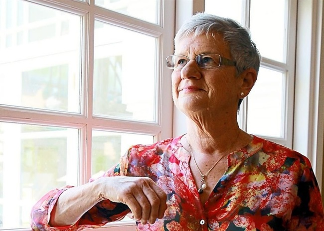 Rosemary Palmer shares notes and photos her mother kept of her family's time in Malaya. (The Star)