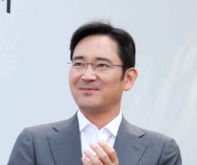 Lee Jay-yong, president of Samsung Electronics (Yonhap)
