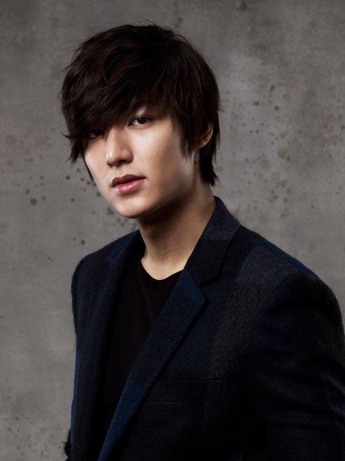 Lee Min-ho. (Lee Min-ho Facebook)