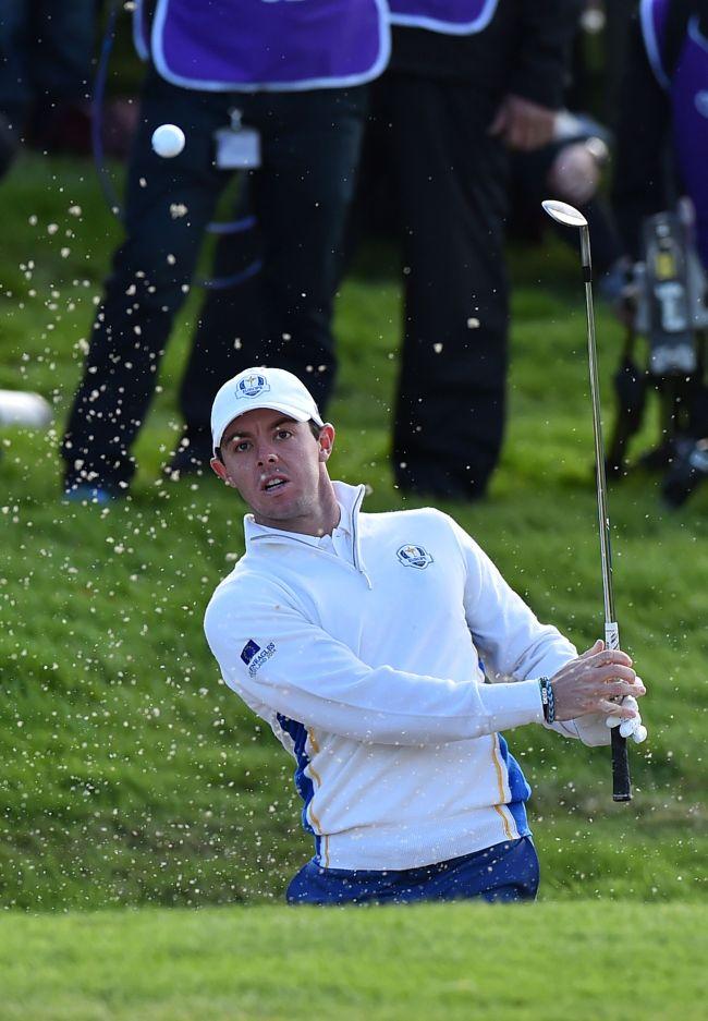 Rory McIlroy. (AFP-Yonhap)