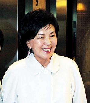 Hong Ra-hee (Leeum, Samsung Museum of Art director)