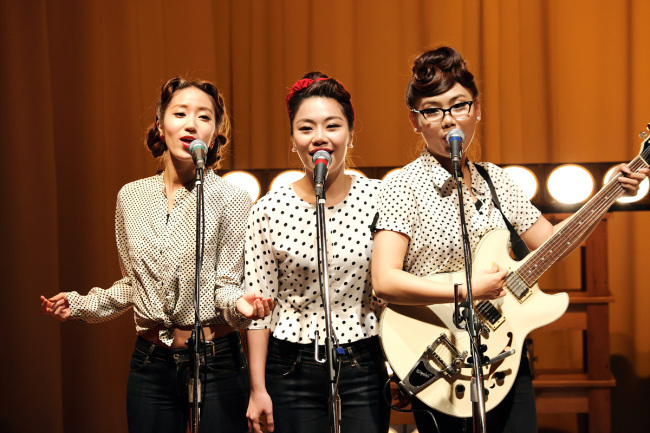 The Barberettes. (Korea Creative Content Agency)