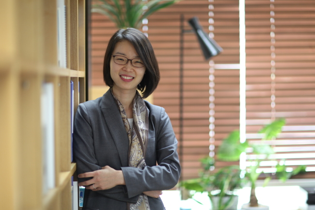 Min Dal-hee, associate professor at the chemistry department of Seoul National University. (SNU)