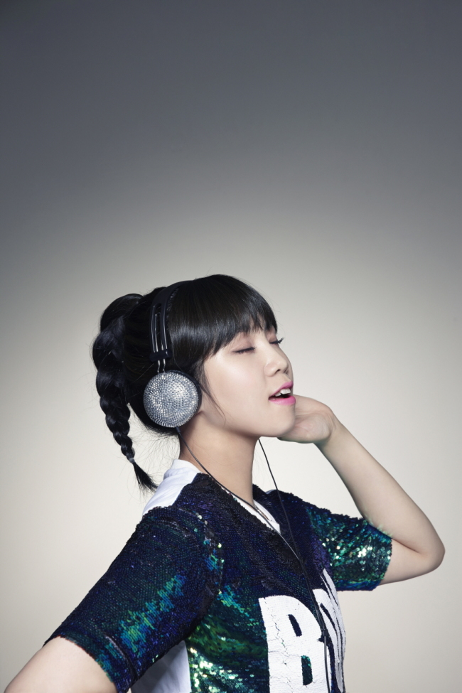 Gong Min-young. (Sony Music)