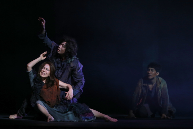 """""""The Divine Comedy"""" (National Theater of Korea)"""