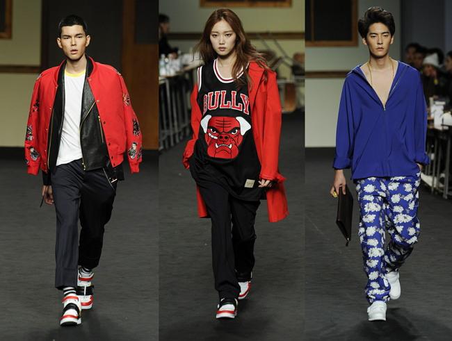 A Spring Summer 2015 Runway Show By Beyond Closet (Seoul Fashion Week)