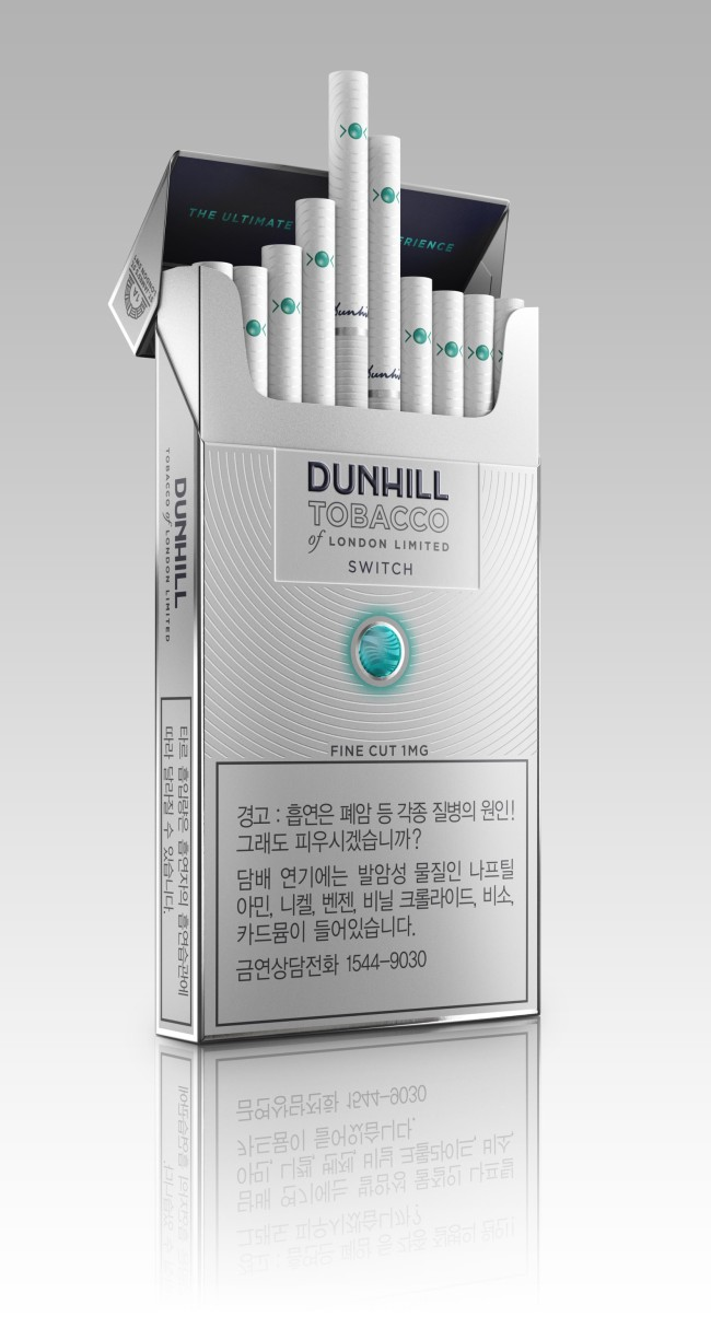 How much are cigarettes Dunhill in Miami Florida