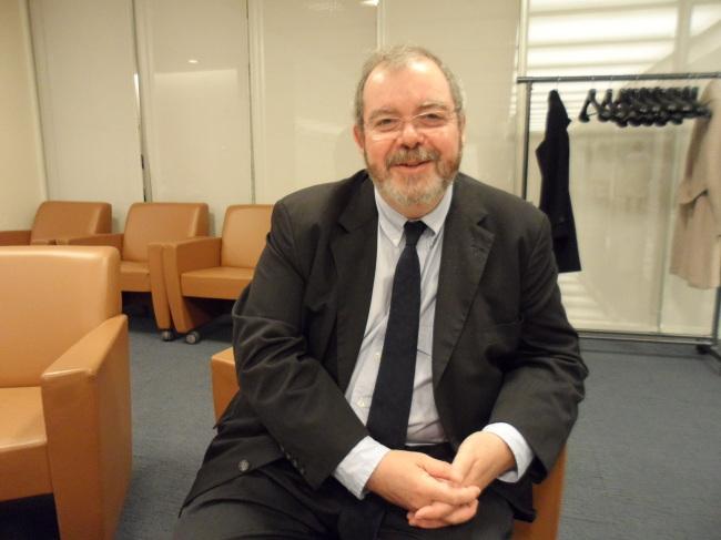 Renaud Sorieul, secretary of the U.N. Commission on International Trade Law. (Shin Hyon-hee/The Korea Herald)