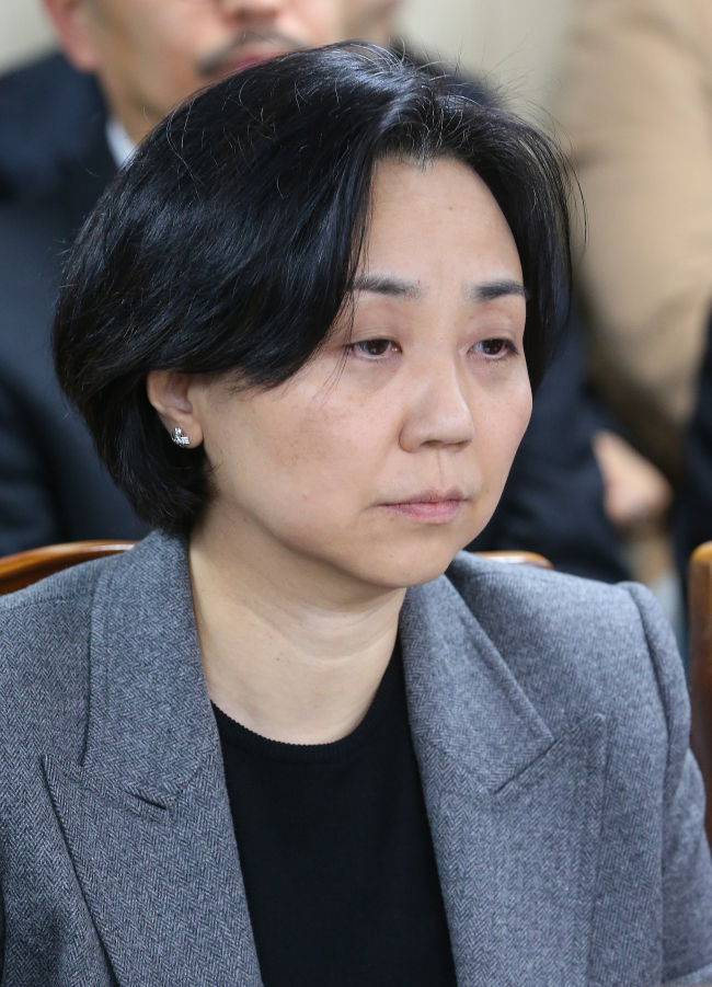 Park Hyun-jung, the orchestra's president and CEO. (Yonhap)