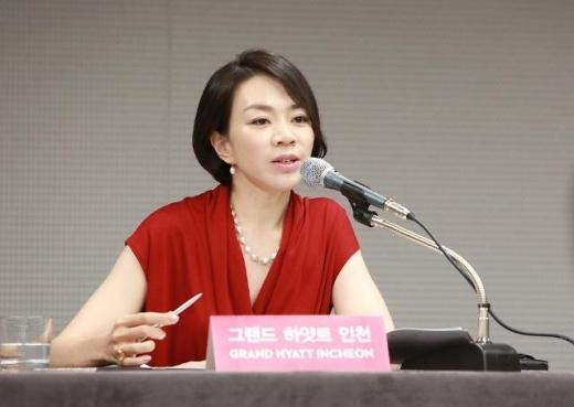 Heather Cho, executive vice president of Korean Air