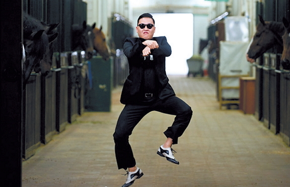 Psy (YG Entertainment)