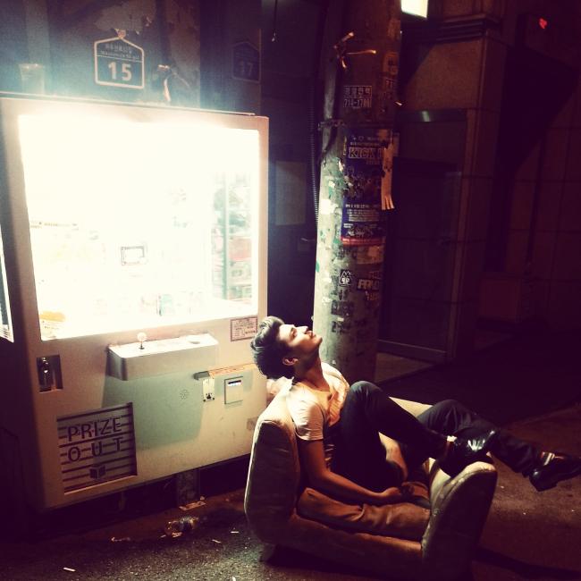 Nick Neon. (Essie Lee)