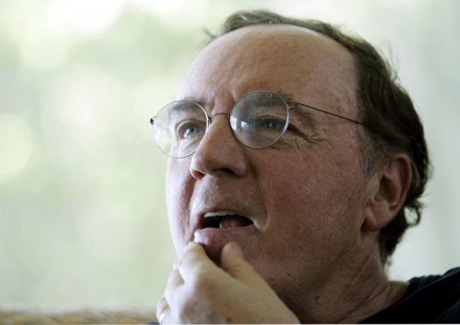 Author James Patterson (Wilfredo Lee/AP)