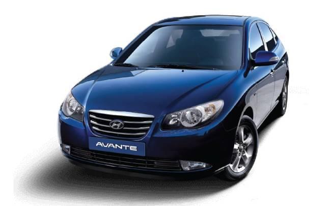 Hyundai's Avante