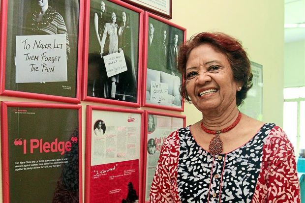Mary Shanthi Dairiam
