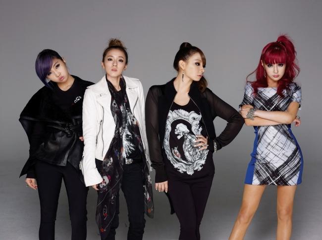 2NE1 (YG Entertainment)