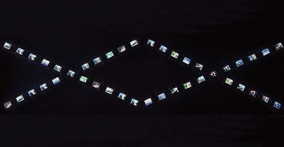 """W3,"" by Nam June Paik (Hakgojae Gallery)"