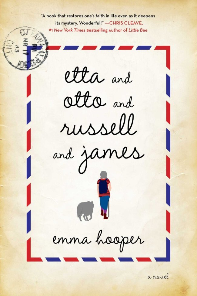 """""""Etta and Otto and Russell and James"""" by Emma Hooper. (Simon & Schuster)"""