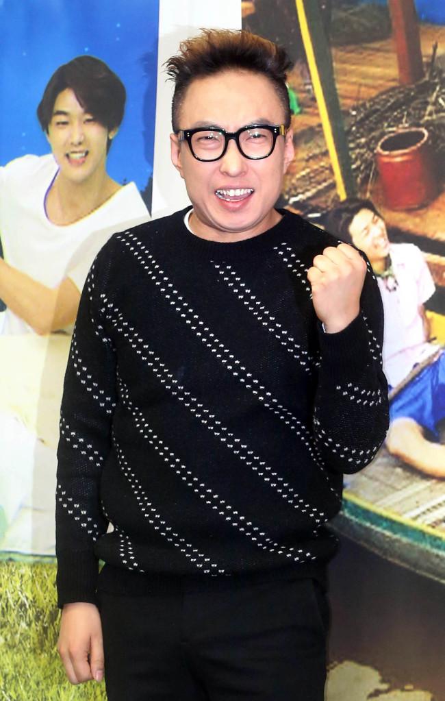 Comedian Park Myeong-su. (Yonhap)