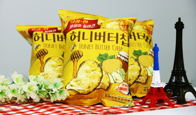 Honey Butter Chip (Yonhap)
