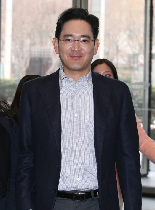 Samsung Electronics vice chairman Lee Jay-young (Yonhap)