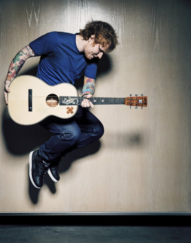 Ed Sheeran (Private Curve)