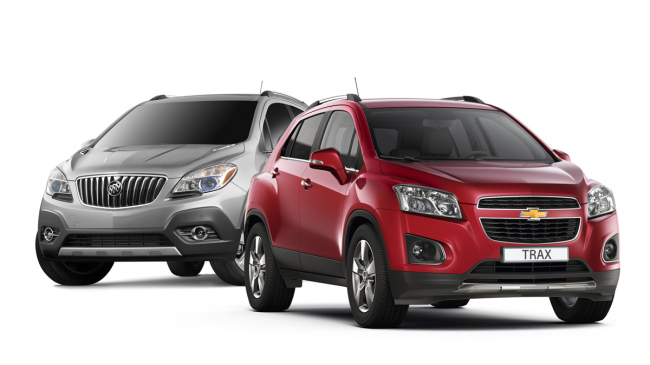 Chevrolet Trax Wins Safety Award In Us