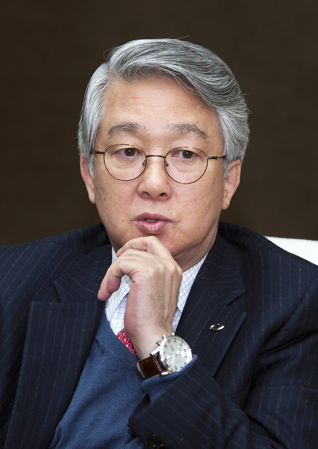 Renault Samsung Motor executive vice president Park Dong-hoon