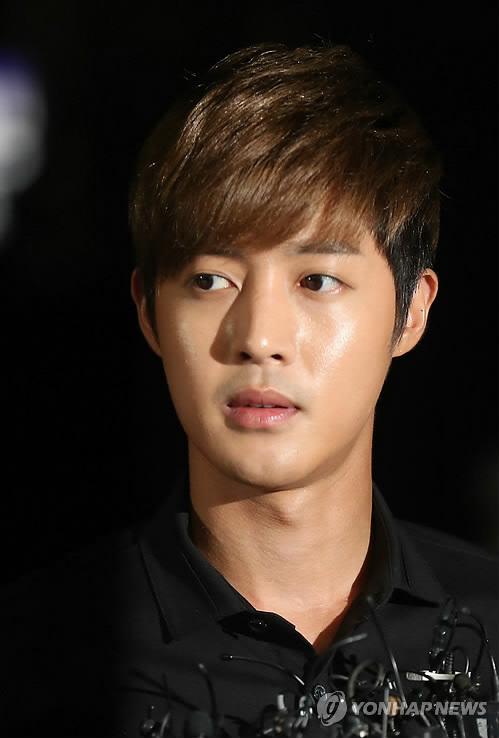 Kim Hyun-joong. (Yonhap)
