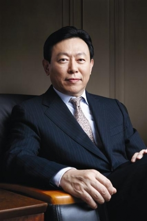 Lotte Group chairman Shin Dong-bin. (Lotte Group)