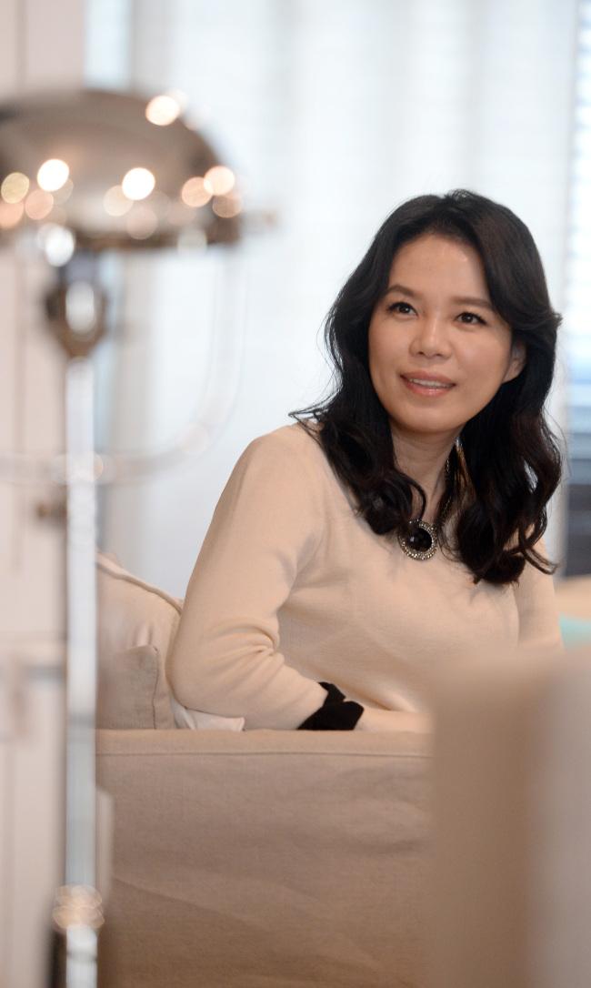 Kwon Soon-bok, CEO of Magenta (Ahn Hoon/The Korea Herald)
