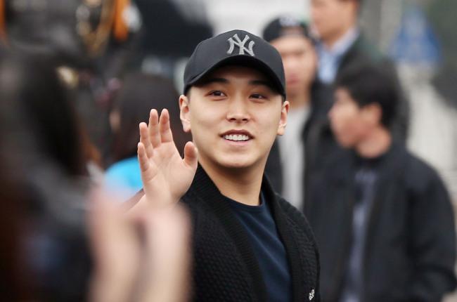 Super Junior Sungmin (Yonhap)