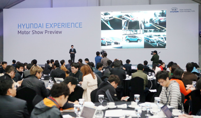 Hyundai motor takes step closer to dream of self driving cars for History of hyundai motor company