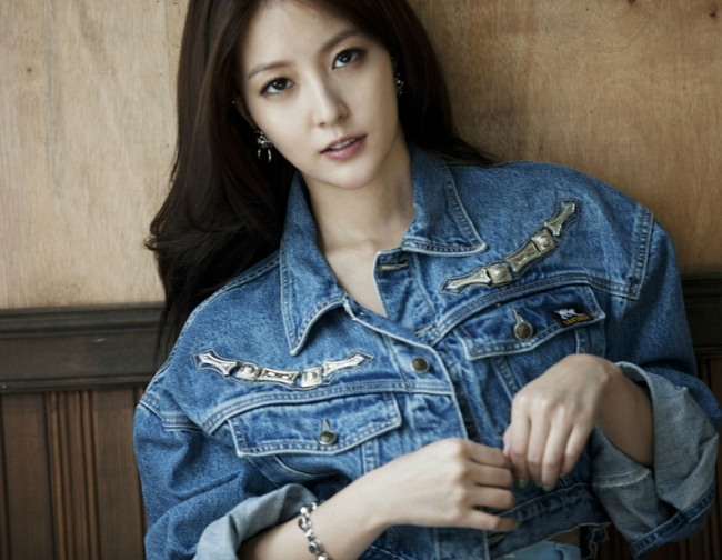 Singer BoA. (Official website)