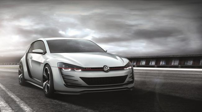 Volkswagen Design Vision GTI (Volkswagen Korea)