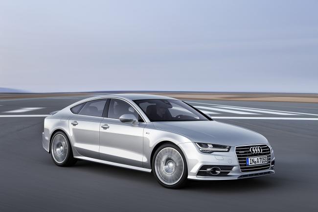 The New Audi A7 (Audi Korea)