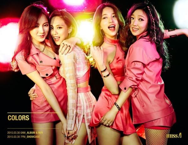 Miss A (JYP Entertainment)