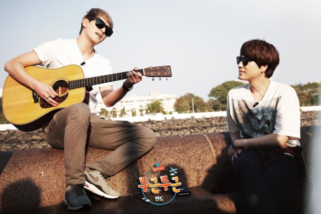 Jonghyun and Kyuhyun (KBS)