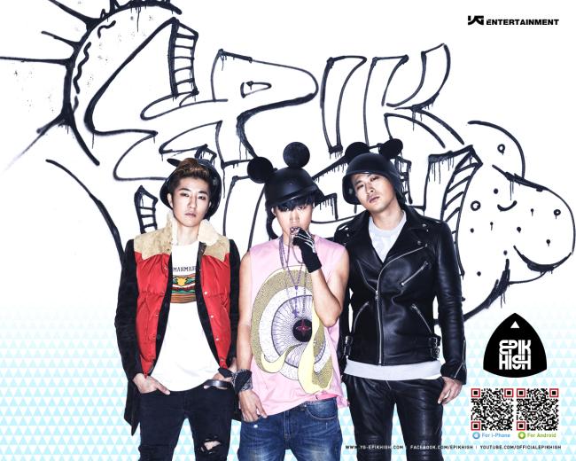 Epik High. (YG Entertainment)